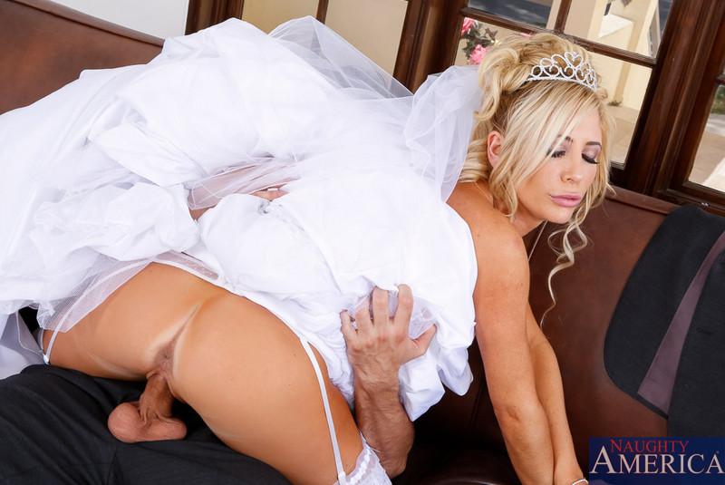 Невесты блондинки фото