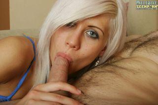 Funny Blonde Hottie