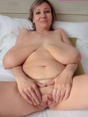Big horny hot milf naked naughty sexy sluty tit