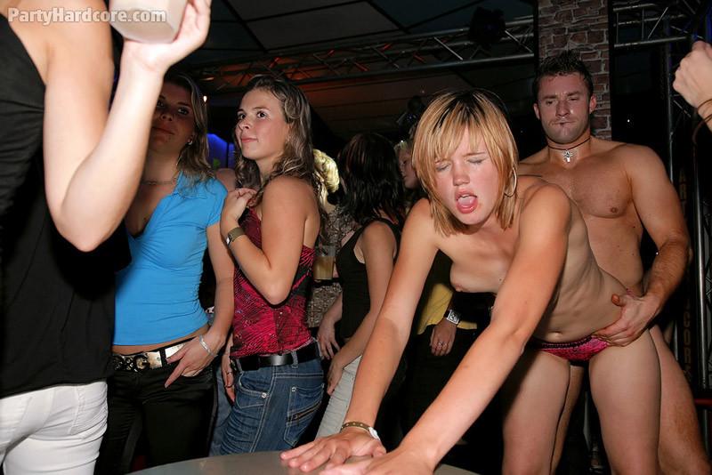 Real Amateur Party Hardcore