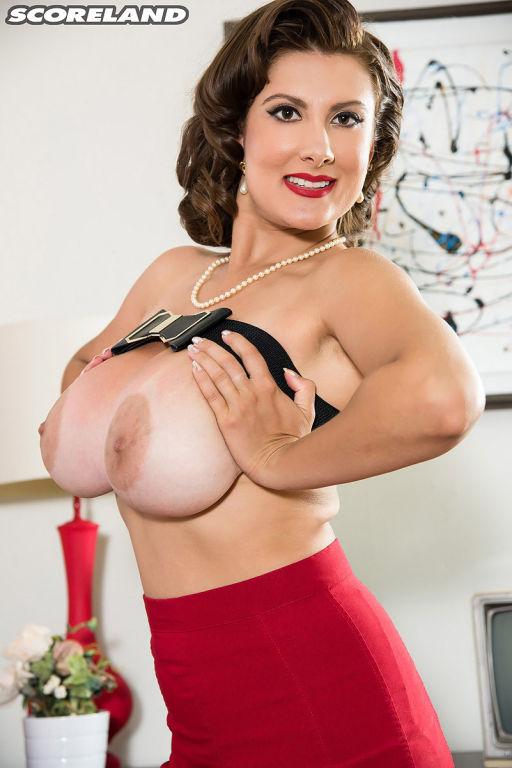 Big Boobs Model Secretary
