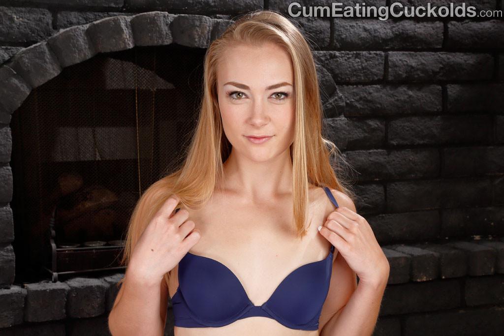 Cum eating porn stars