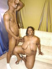 Chunky BBW Subrina Luv Gets The Dick Deep And Hard