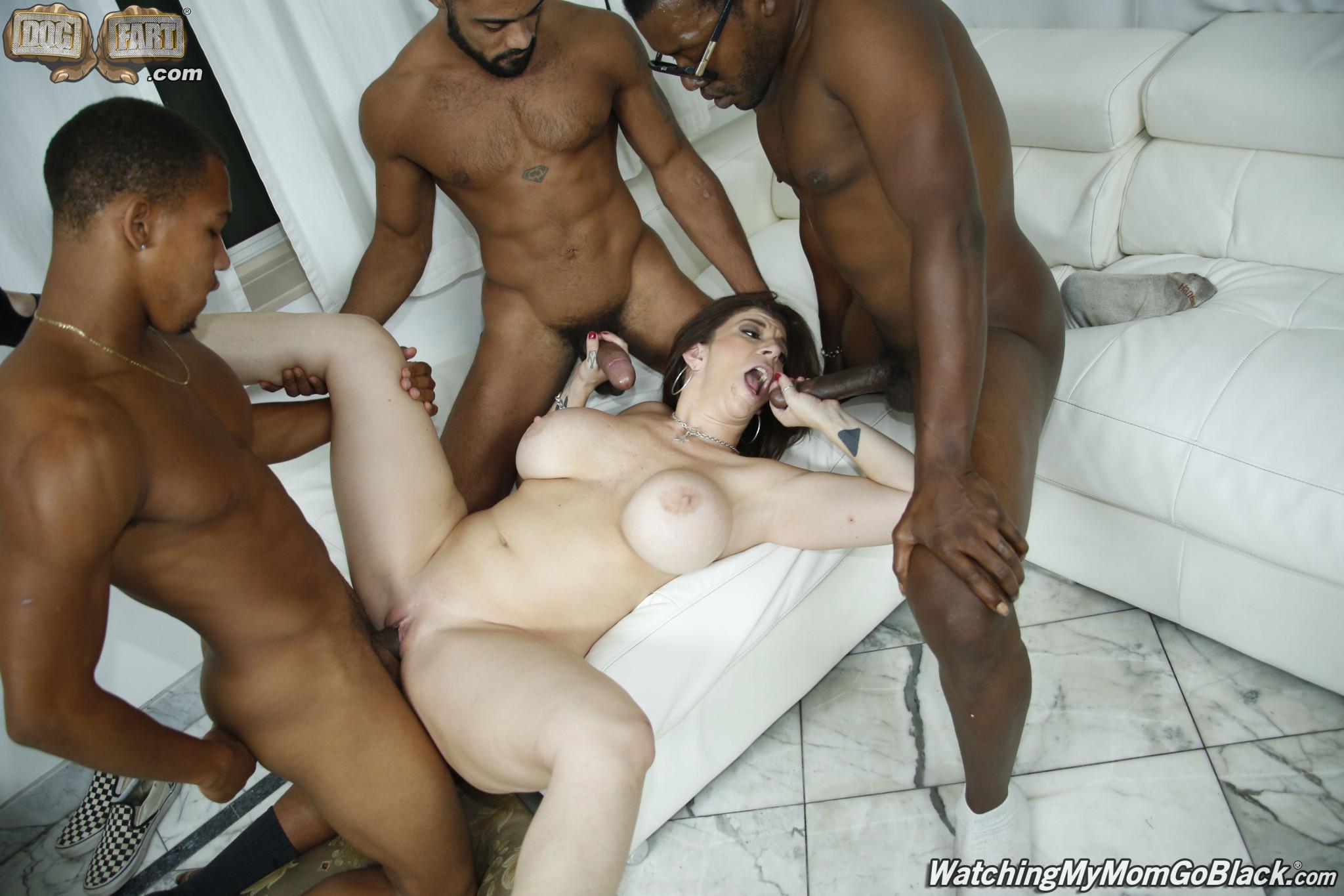 Sara jay interracial