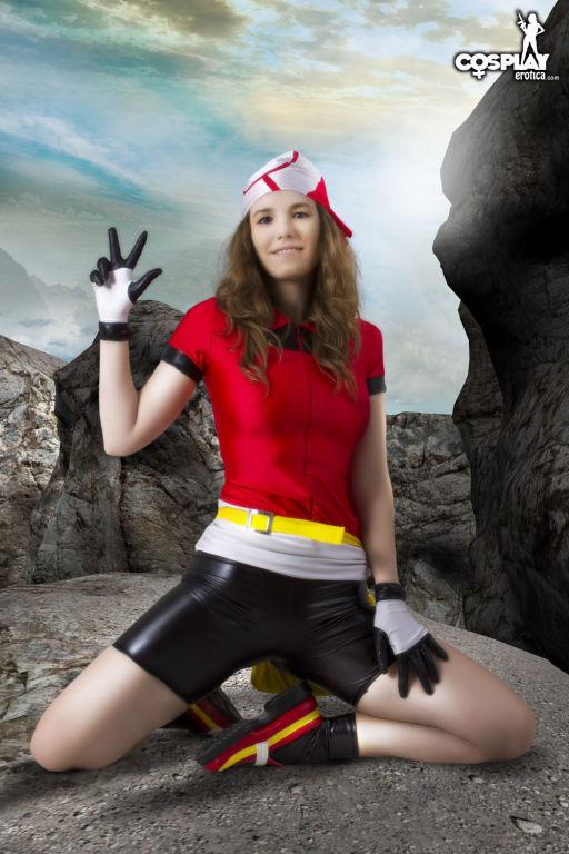 Pokemon cosplay fun