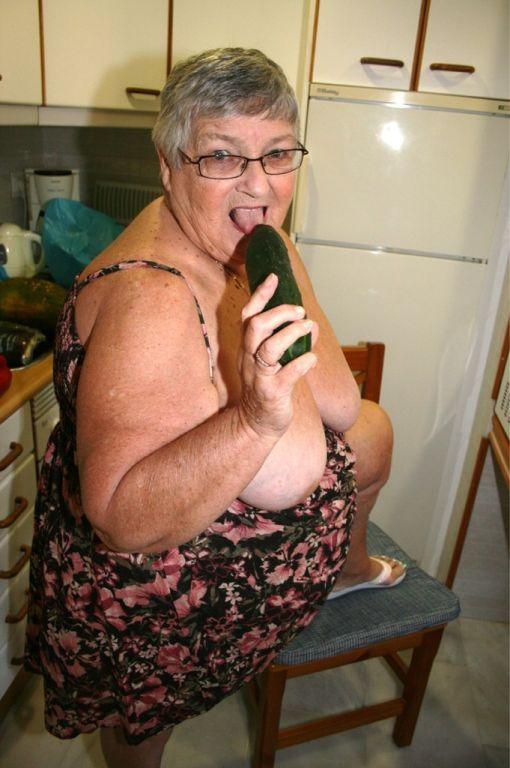 Grandma Libby hot time