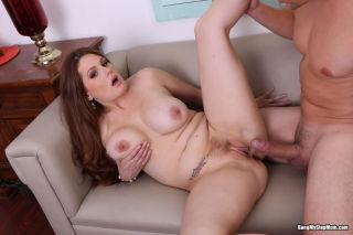 Horny Stepmom Allison Moore Cravig Her Stepsons Di