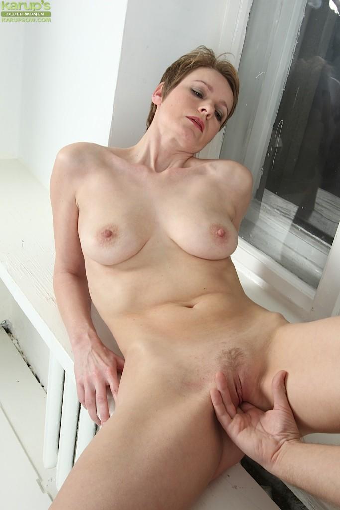 Post orgasm handjob