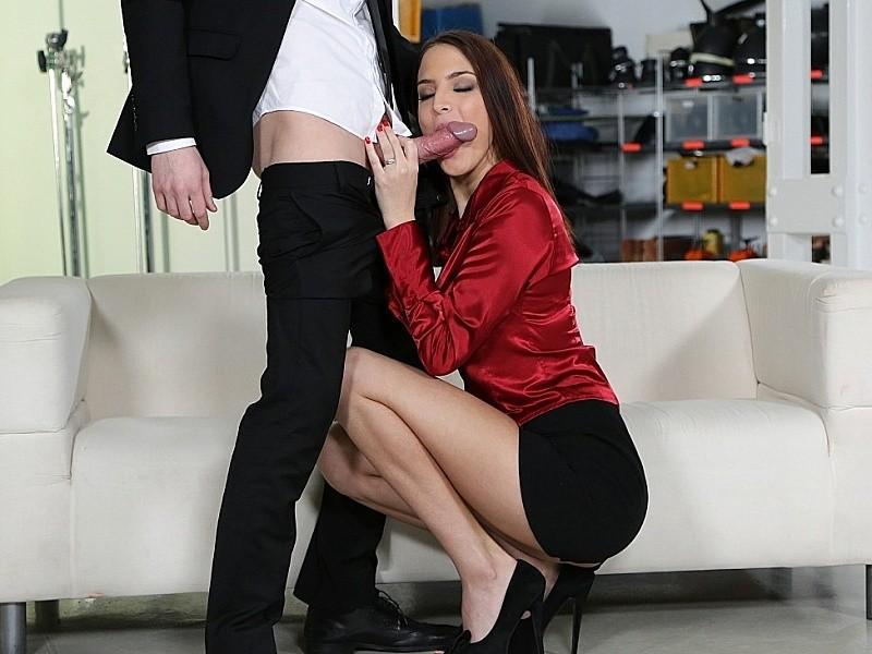 European anal casting