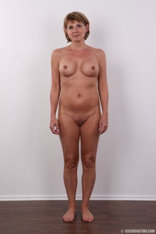Hot mature casting photos