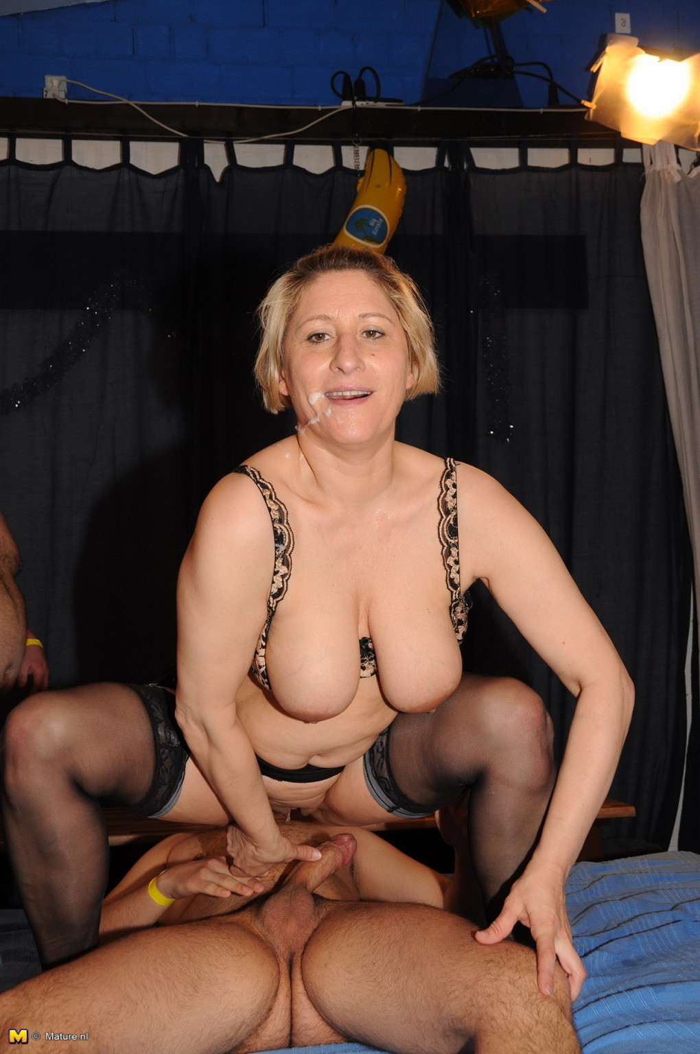 Mature German Porno