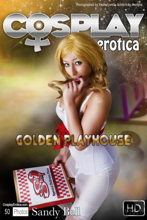 Cosplay Erotica Catherine Golden Playhouse nude