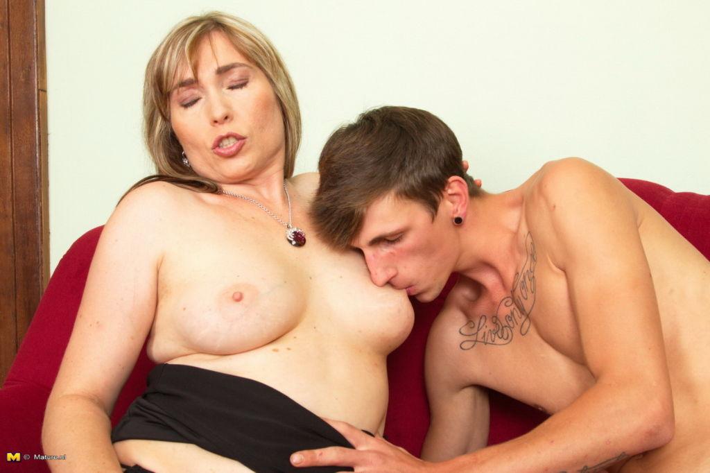 Hot and naughty housewife fucking hard