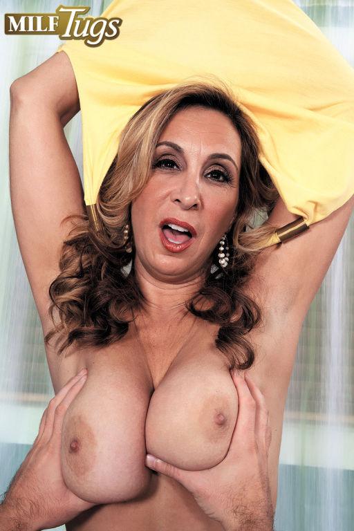 Busty Milf Whore Sophia Jewel Doing Stiff Cock Wih