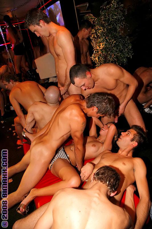 Bisexual euro orgies have
