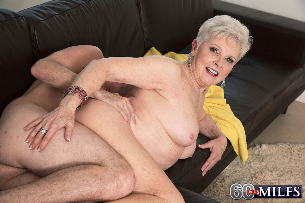 Hot Granny Slut Jewel Having A Young Dick For Some