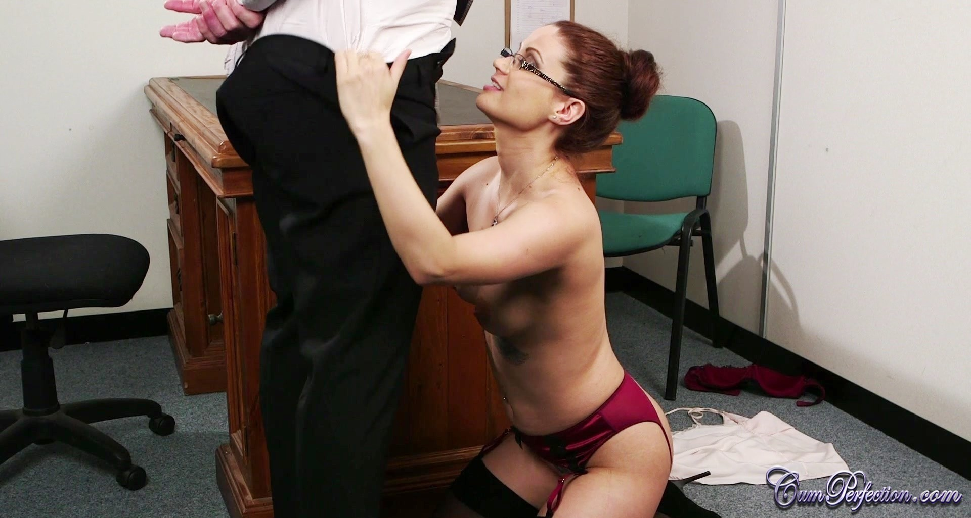 Office Blowjob Real Hidden Cam