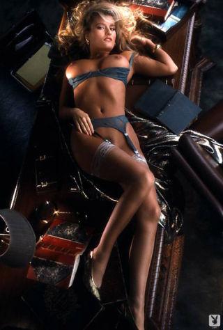 Sexy Kerri Kendall nude Playboy model