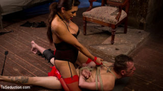 Jessy Dubai's dungeon is very busy lately. Lots of