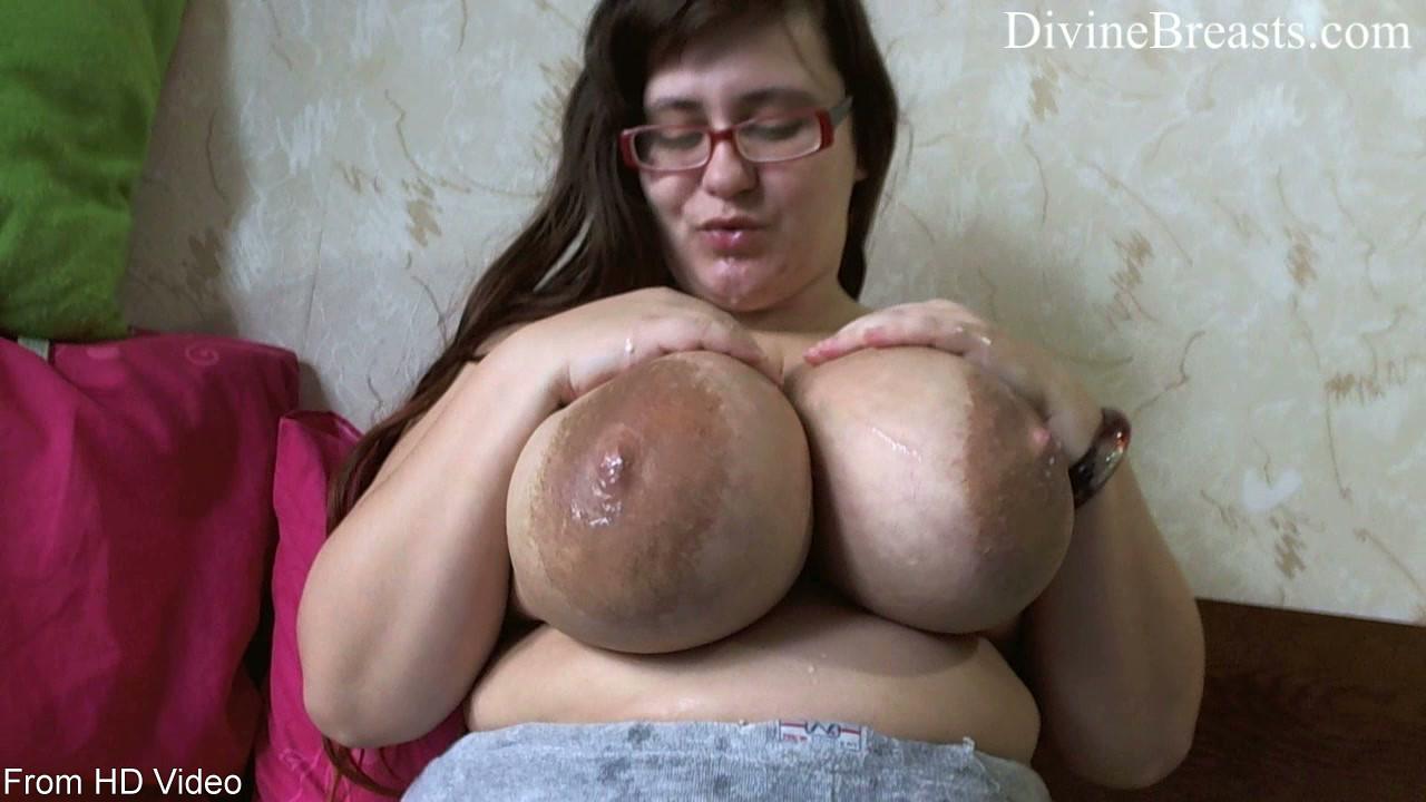 Fat Milking Tits - Nina Big Boobs Lactating Orgasm 2 - Pichunter