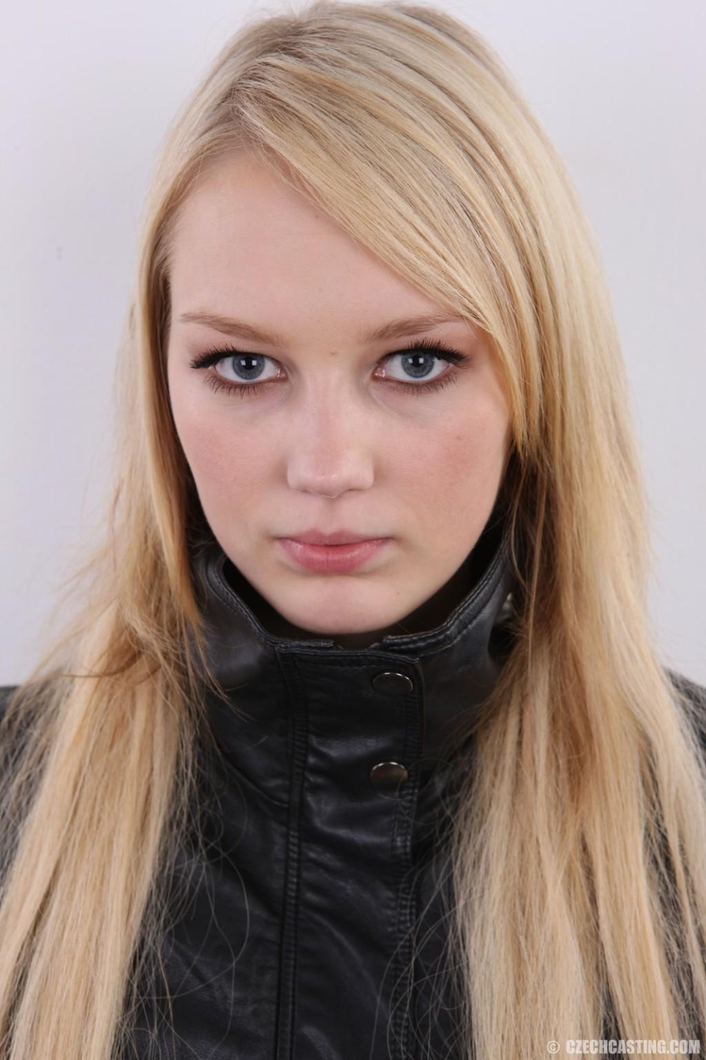 Blonde Teen Creampie Casting