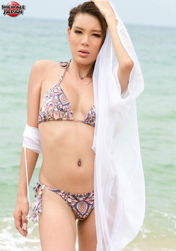 ... -shemale japan ladyboys · nude Rui Matsushita bikini stripping
