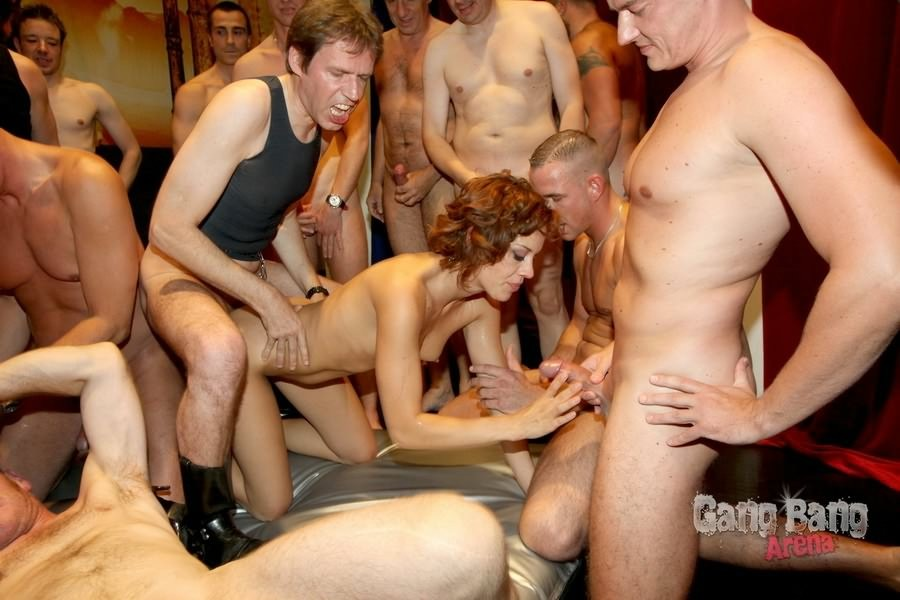 German Gangbangs and Orgies 1