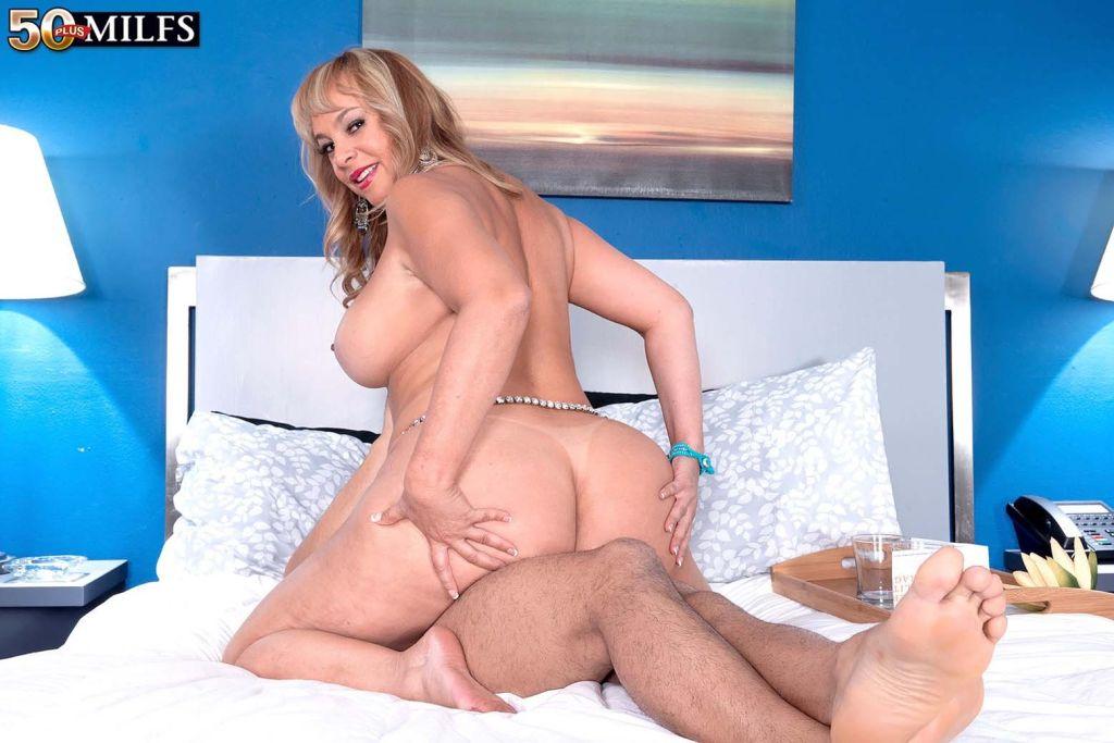 Busty MIlf Marcella Guerra With Huge Ass Fucking H