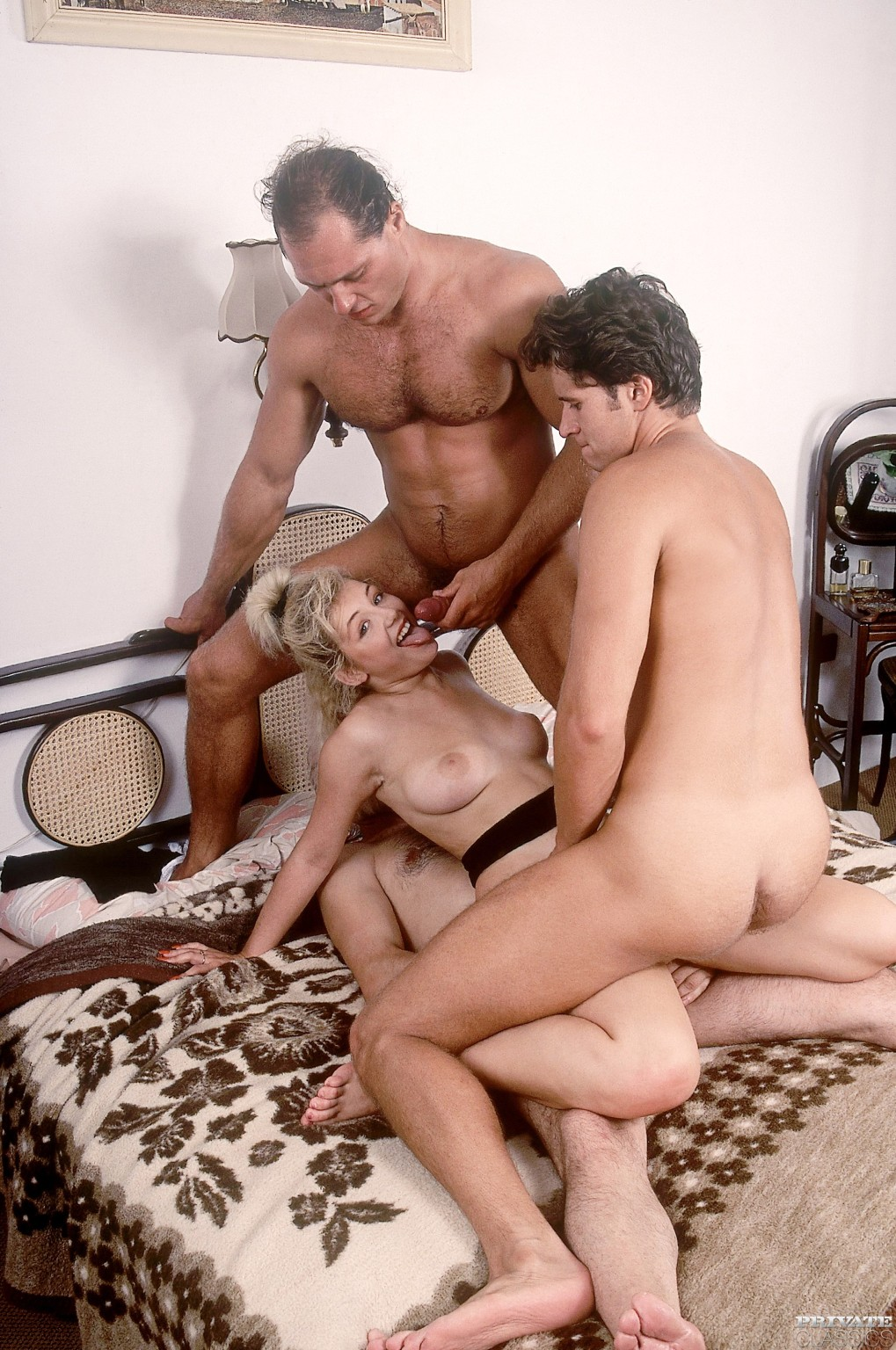Gorgeous horny mature women