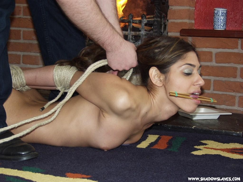 testicle stretching femdom