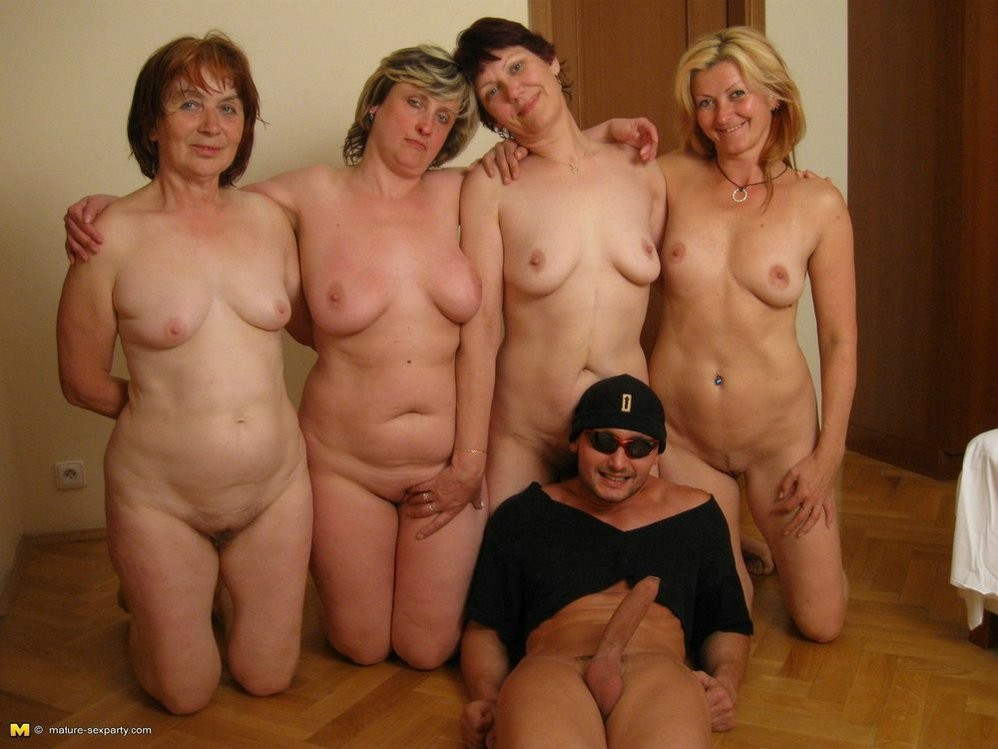 mature sex party