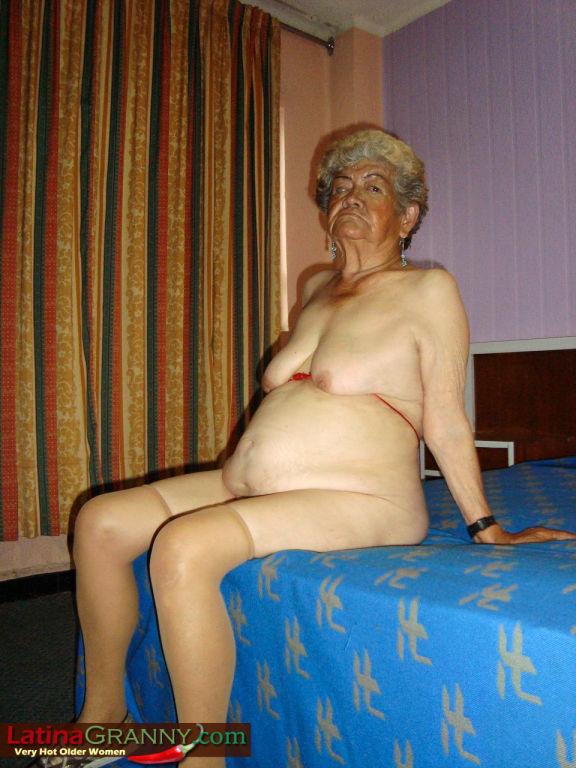 Bbw exotic latina grandma
