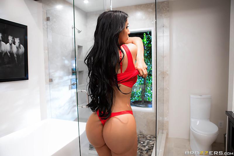 Huge natural asian tits