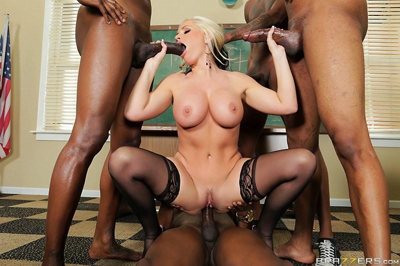 Lana Rhoades Interracial Bbc