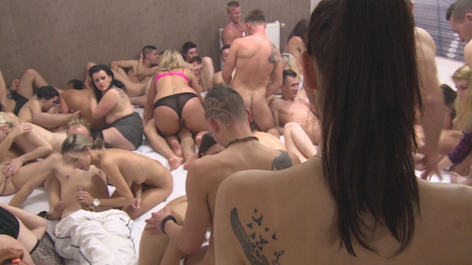 Чешские мега вечеринки