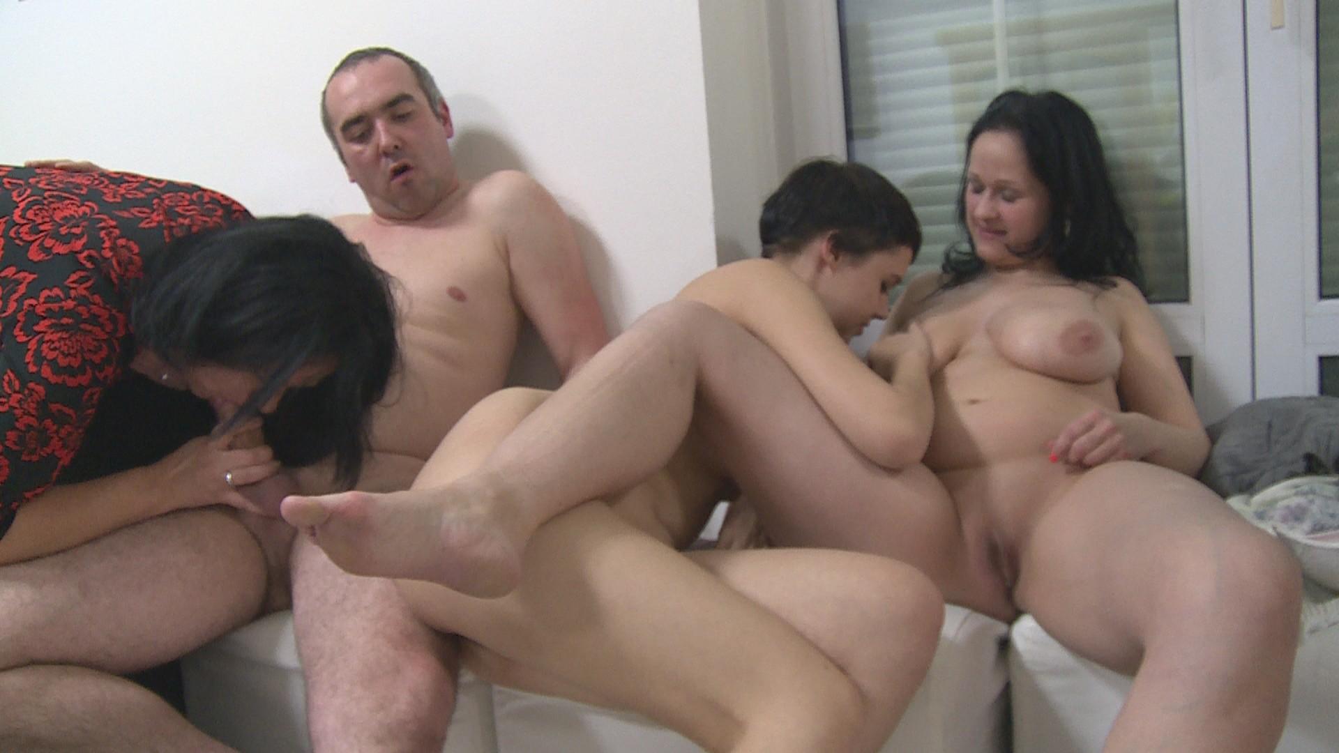 Homemade orgy vids