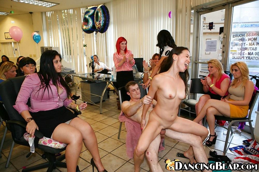 NORA: Milf orgy party
