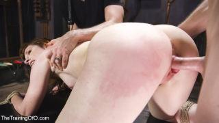 Novice slave girl Barbary Rose learns a hard lesso