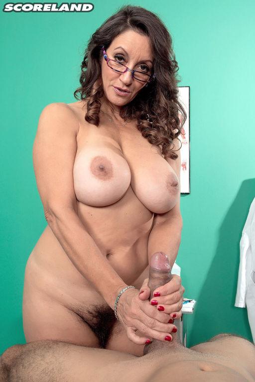 Busty Big Tits Persia Monir Is One Cock Loving Doc