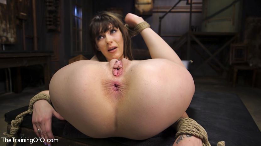 ... naked Alexa Nova natural slave ...