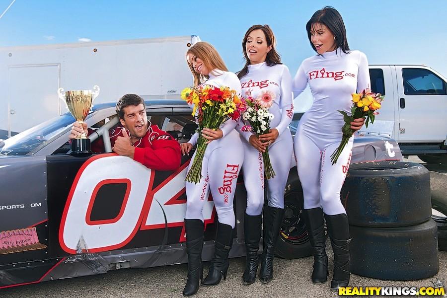 Site porn race car driver you incorrect