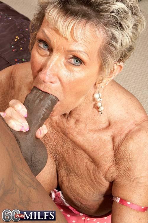 Granny and big cock porn