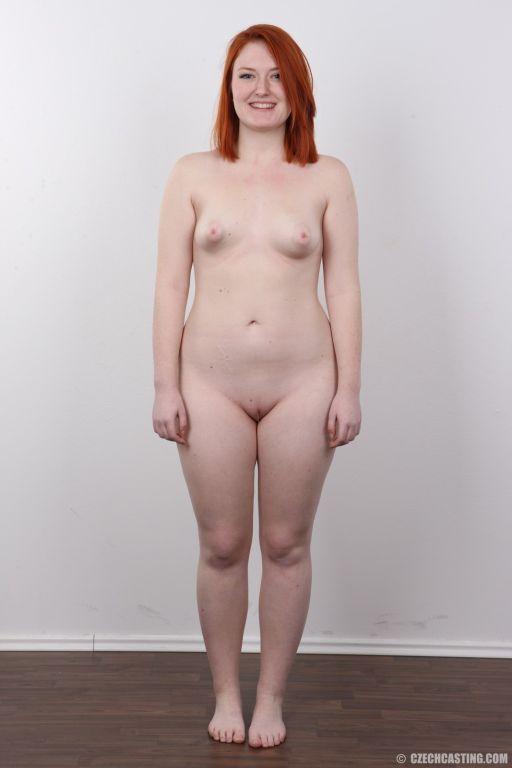 Redhead Big Tits Glasses