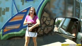 Watch streetblowjobs scene sexy sucker featuring k