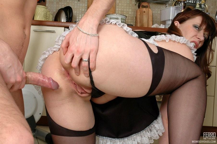 Порно фото пожилые женщины анал быстро соскочил