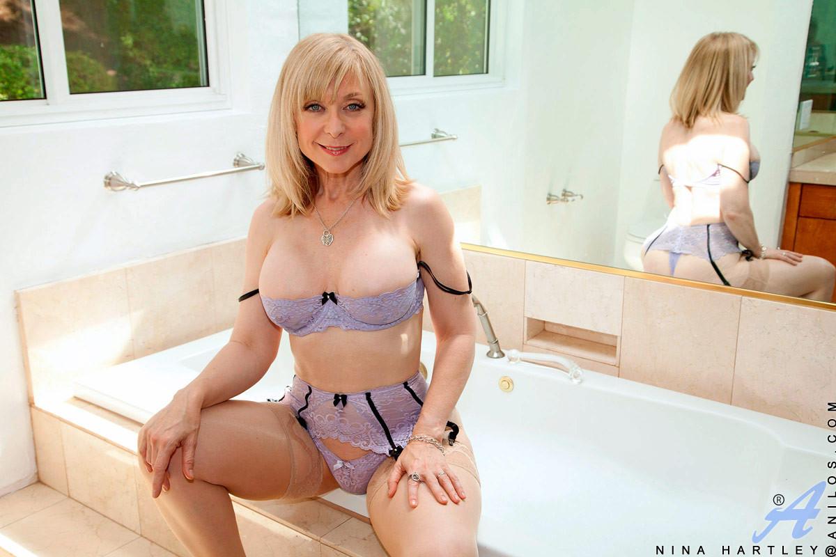 Milf Nina hartley wet will not prompt