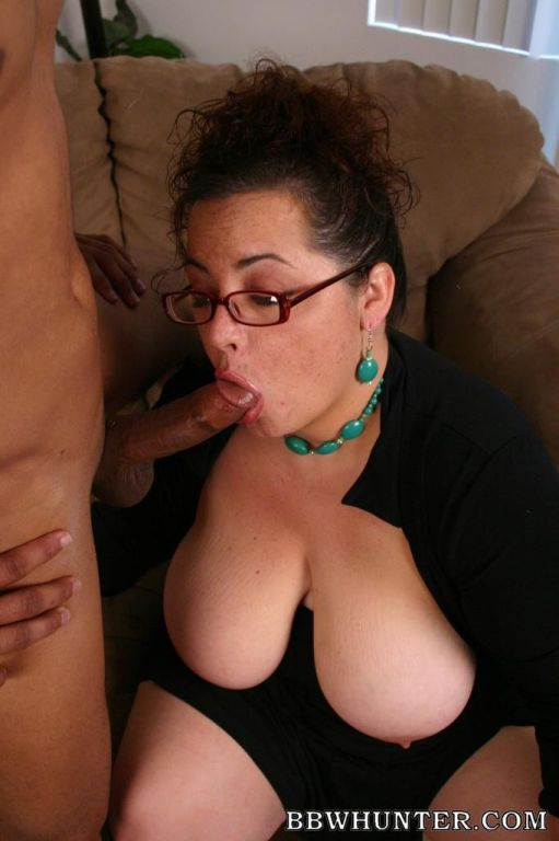 Dirty BBW Whore Going Hard On The Cock