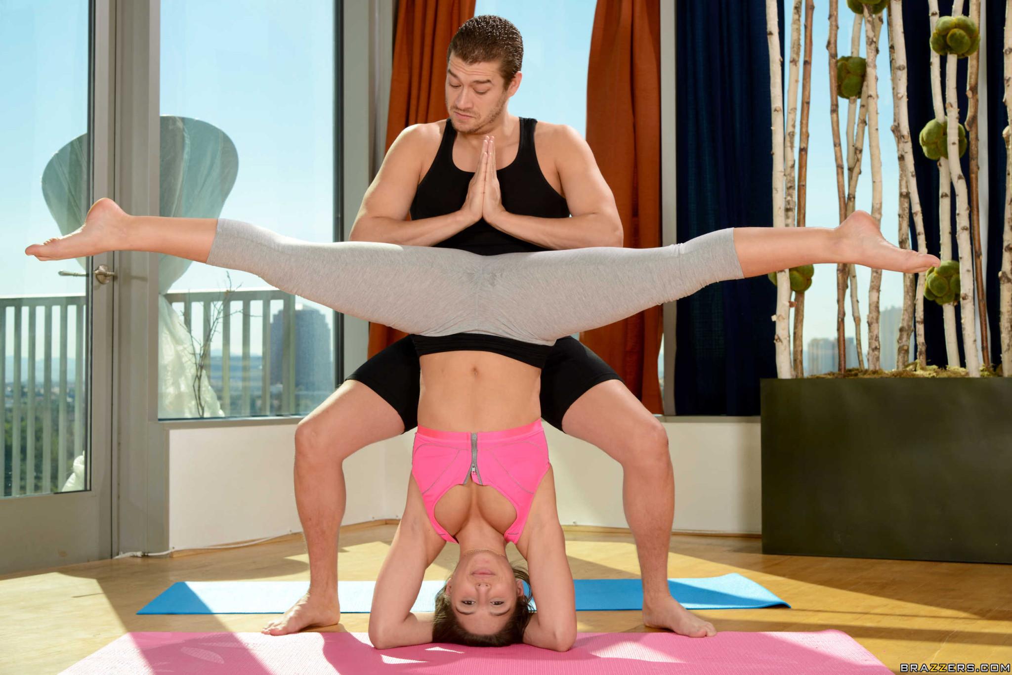 Abella Danger Yoga