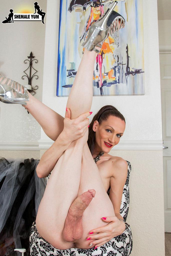 Gina Valentina Big Cock