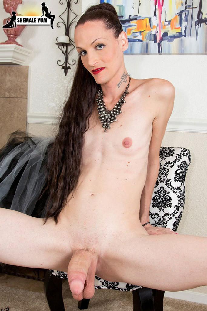 Shemale Big Tits Big Cock